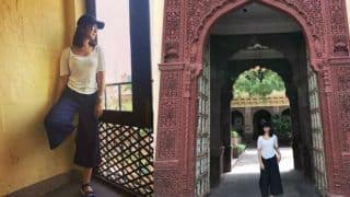 Jennifer Winget's Hot Pictures From Jodhpur Trip Are Proof That She is Just Like us