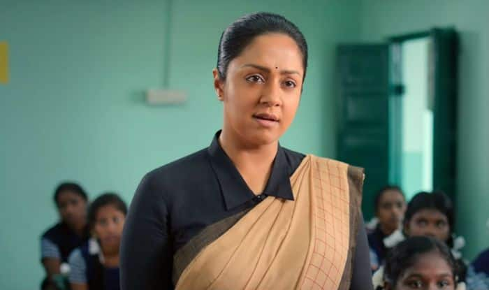 Tamilrockers: Jyothika's Tamil Film Raatchasi Leaked For