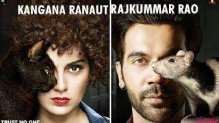 Kangana Ranaut-Rajkummar Rao's Judgemental Hai Kya Posters Accused of Plagiarism by Hungarian Artist Flora Borsi