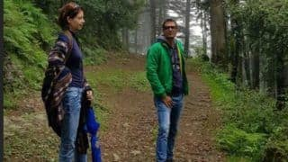 Kalki Koechlin-Sanjay Suri's Surreal Walk in The Woods Looks Perfectly Magnificent For Saturday Getaway
