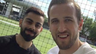 Tottenham Hotspurs Star Harry Kane Wishes Virat Kohli For ICC World Cup 2019, Except Against England | WATCH VIDEO