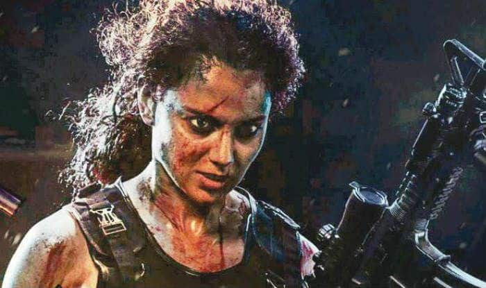 Kangana Ranaut Looks Fearless, Unabashed in New Poster of Action Film  Dhaakad | India.com