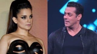Kangana Ranaut Takes Salman Khan's Name to Prove Her Point on 'Mental' Title Controversy