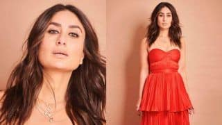 Kareena Kapoor Khan Flaunts Red Hot Tube Dress, Her Ultra-Glamorous Look Can Inspire You