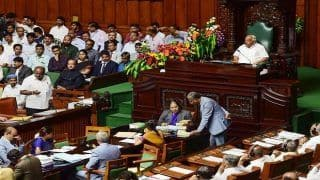 Karnataka Assembly Adjourned Till Monday Without Floor Test | 10 Points