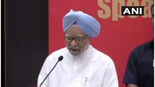 State Funding of Elections Needed When One Party Has Access to 90 Per Cent of Funds: Manmohan Singh