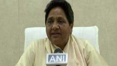 BJP-RSS Can't See Development of Dalits, Says Mayawati Day After IT Dept Attaches Her Brother's 'Benami' Plot