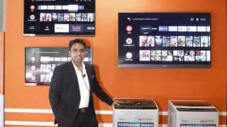 Micromax launches new Google certified Android TV lineup, fully automatic washing machine in India