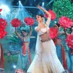 Mouni Roy Sets The 'Nach Baliye' Stage on Fire With Killer Moves on 'Ghar More Pardesiya'- Watch