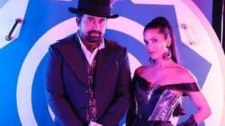 Mad Hatter And Queen of Hearts: Rannvijay Singha-Sunny Leone Look Sinister as They Welcome Contestants to 'Crazy Town' of Splitsvilla 12