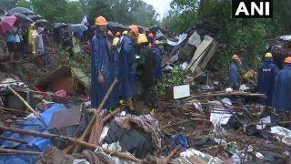 महाराष्ट्र में भारी बारिश से तबाही, बांध टूटने से 2 की मौत, 25 लापता