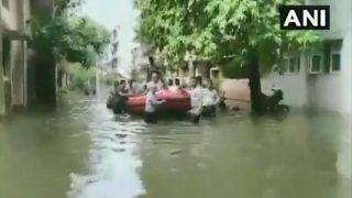 मूसलाधार बारिश से मुंबई बेहाल, महाराष्ट्र में मृतकों की संख्या 36 हुई