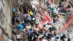 Mumbai Building Collapse LIVE: 10 Dead, 40 Trapped; Rescue Ops Underway