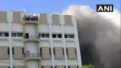 Mumbai Fire: All 84 Stranded People Rescued, Confirms Fire Brigade