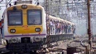 Mumbai Rains: Local Train Services on All Four Lines Between Sion And Kurla Suspended - Check Status
