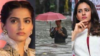 Mumbai Rains: Bollywood Celebrities Sonam Kapoor, Rakul Preet, Akshay Kumar, Kriti Sanon Face The Woes