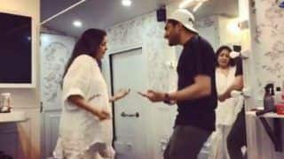 Neena Gupta Dances With Punjabi Singer Jassie Gill on 'Nikle Current', Fans Says It's Awesome