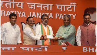राज्यसभा से इस्तीफा देकर सपा नेता नीरज शेखर भाजपा में शामिल, पीएम मोदी से की मुलाकात