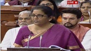 सरकार ने एनपीए के 4 लाख करोड़ रुपए वसूले हैं पिछले चार साल में: वित्त मंत्री सीतारमण