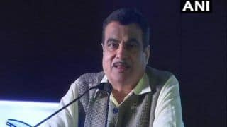Nitin Gadkari Laments That Ministry Could Not Bring Down Number of Accidents