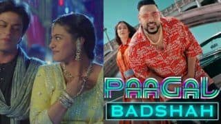 Shah Rukh Khan-Kajol's K3G And Badshah's Paagal Mashup is The Best Thing You'll See on The Internet Today