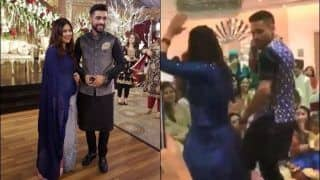After Test Retirement Mohammed Amir Spotted Dancing With Wife at Friend's Wedding in Viral Video | WATCH VIDEO