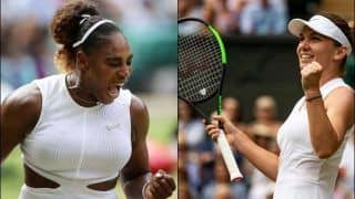 Wimbledon Open 2019: Ruthless Serena Williams Takes on Gritty Simona Halep For Women's Singles Crown