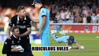 ICC Cricket World Cup 2019: Five Most Ridiculous Rules in Cricket Which ICC Should Change