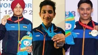 India Win Another Gold in ISSF Junior Championship, Leading Medal Tally With China in Second