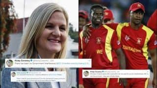 Zimbabwe Sports Minister Responds To ICC's Ban, Says Government Does Not Interfere in Zimbabwe Cricket | SEE POSTS