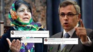 Mehbooba Mufti, Omar Abdullah Bash Team India On Twitter After Defeat Against England | SEE POST
