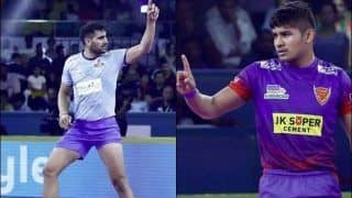 Pro Kabaddi League 2019, Dabang Delhi KC vs Tamil Thalaivas Highlights: Delhi Made Mother of All Comebacks to Beat Chennai 30-29