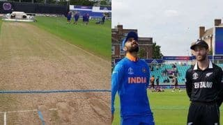 ICC Cricket World Cup 2019 First Semifinal: India vs New Zealand Pitch Report, How Important Will Toss be in IND vs NZ