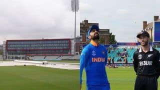 India vs NZ World Cup Semi final: 'We Will Win', Bihar MLA Displays Poster of Virat Kohli & Co Defeating New Zealand