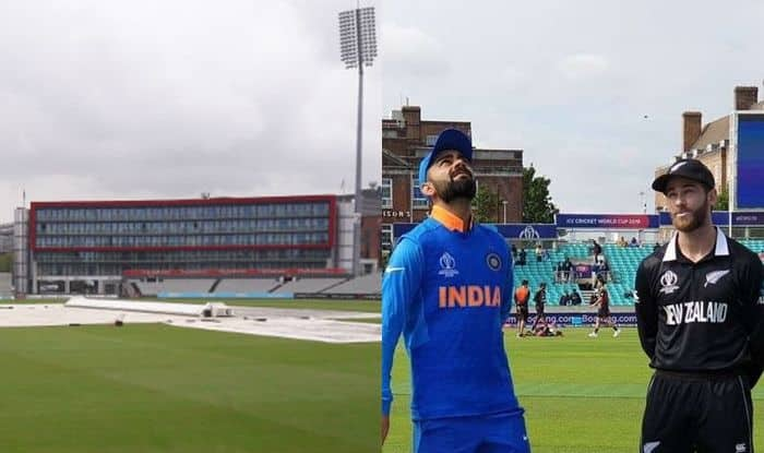 India vs New Zealand Weather Report: Today Manchester