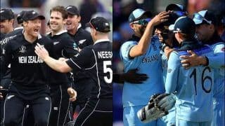 ICC Cricket World Cup 2019 Final: New Zealand vs England Head-to-Head Record in ODIs, WC History, Match Details, Brief Match Preview, Live Online Streaming NZ vs ENG, TV Broadcast