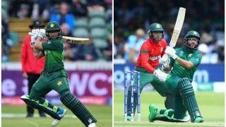 ICC World Cup 2019: पाकिस्तान ने बांग्लादेश के सामने रखा 315 का लक्ष्य, सेमीफाइनल के लिए करना होगा ये काम