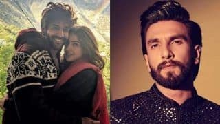 Ranveer Singh Reminds Sara Ali Khan How he Played Cupid For Her And Kartik Aaryan