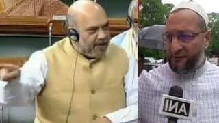 'Learn to Listen', 'He is Not God': The Shah, Owaisi Faceoff in Lok Sabha Over NIA (Amendment) Bill