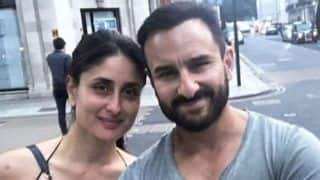 Kareena Kapoor Khan, Saif Ali Khan Set Major Couple Goals as They Pose on The Streets of London