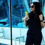 Bhumi Pednekar Goes All Black as She Travels to Lucknow For Pati, Patni Aur Woh