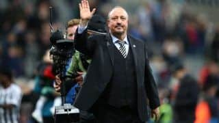 Rafael Benitez Reveals Reason For Leaving Newcastle