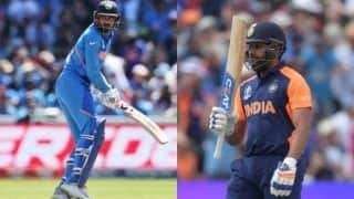 ICC Cricket World Cup 2019: We Made it Clear That Shankar Will be Our Number Four Batsman, Says Rohit Sharma