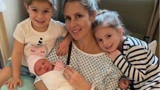 David Warner Names His New Born 'Isla Rose'