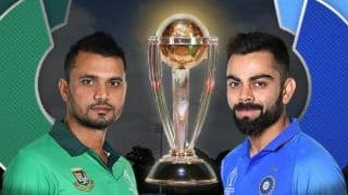ICC Cricket World Cup 2019 Match Preview: Virat Kohli & Co Look to Seal Semifinal Berth