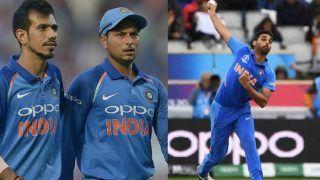 ICC Cricket World Cup 2019: Bhuvneshwar Kumar Likely to Replace Yuzvendra Chahal or Kuldeep Yadav Against Bangladesh