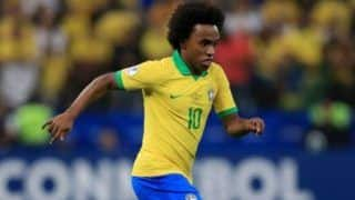 Willian Ruled Out of Copa America Final Due to Injury