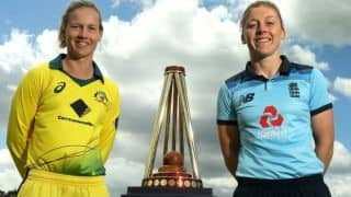 Dream11 Team Women's Ashes England Women vs Australia Women 3rd ODI – Cricket Prediction Tips For Today's Women's Ashes Match ENG vs AUS at St Lawrence Ground, Canterbury