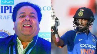 IPL Chairman Rajeev Shukla Says 'Too Early, Too Soon' on Rayudu Retirement