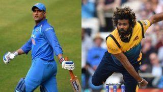 ICC World Cup 2019: धोनी के रिटायरमेंट के सवाल पर बोले लसिथ मलिंगा- उनको एक या दो साल और खेलना चाहिए